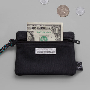 STRING POCKET POUCH (SMALL)